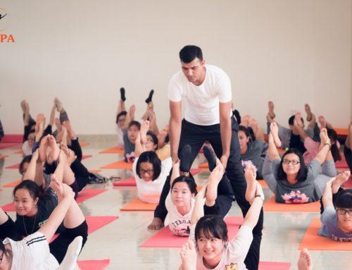 Yoga trường học