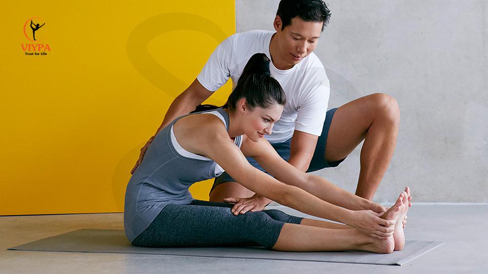 dịch vụ PT Yoga