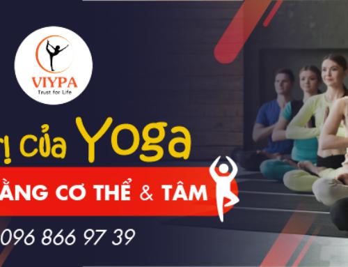 [Workshop] Giá trị của Yoga giúp cân bằng cơ thể và tâm trí