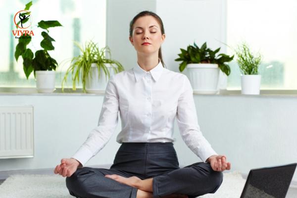 Yoga văn phòng