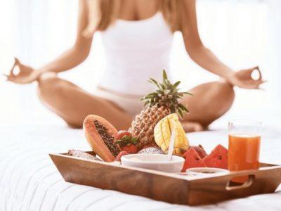 Những thực phẩm nên ăn trước và sau khi tập Yoga