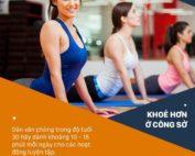 5 điều nữ nhân viên văn phòng cần làm ngay để có một cơ thể khỏe mạnh