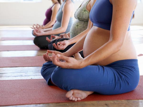 Những lợi ích của việc luyện tập Yoga cho bà bầu